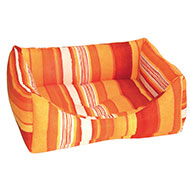 More informations about: Series 3 quilted sofas Papaya