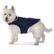 More informations about: Coat - Dog Gone Smart - Navy blue