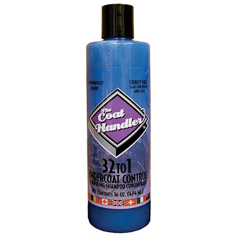 More informations about: Coat Handler Undercoat Control shampoo