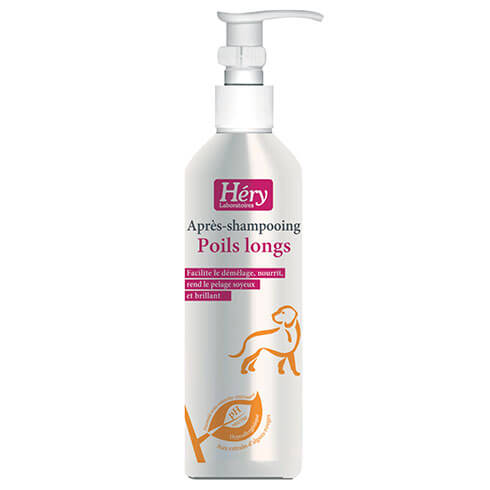 More informations about: Après-shampooing poils longs Héry