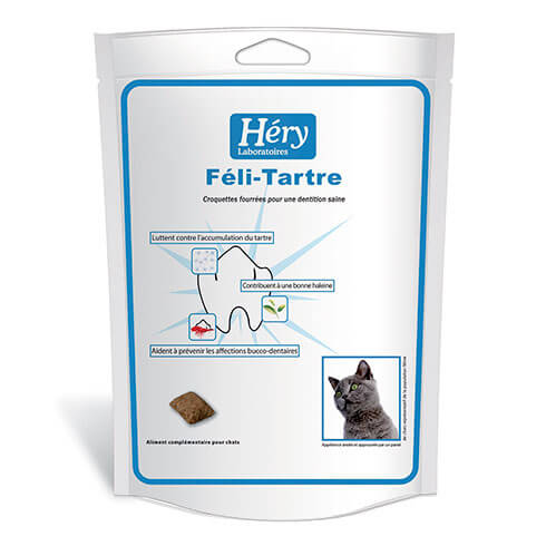More informations about: Félitartre chat Héry 50g