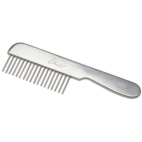 More informations about: Metal comb 21 cm OSTER